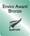 Qualmark Enviro Bronze Award